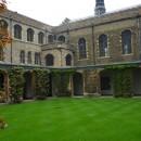 Один из колледжей Кембриджа