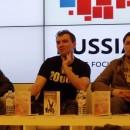 Презентация книг молодых российских писателей. Лондон, 2011 г.