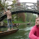 Речная прогулка по Кембриджу
