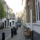 Лондонская улочка