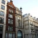 Типичная лондонская архитектура