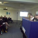 The London Book Fair 2011. Встреча с молодыми авторами