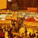 Лондонская книжная ярмарка 2011 г. Российский павильон