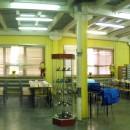В музее фабрики ''1 Мая''