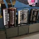 Гармони, подаренные ''Музею песни XX века''