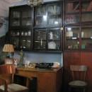 Рабочий кабинет А.И. Фатьянова в Москве, воссозданный в ''Музее песни XX века''