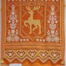 Панно ''Нижний Новгород'' (55х75). 2004 г. Худ. Н.В. Харламова. Выставочный зал