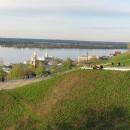 Набережная Федоровского. Нижний Новгород, 9 мая 2013 года. Фото Татьяны Шепелево