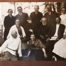 Члены художественнного совета ''Артели древней живописи'' 1934-1935 гг.. Из собр