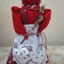 Народная кукла Пасха. Работа Н.О. Вихаревой