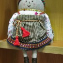 Кукла ''Костромушка''. Автор Старостина Наталья Георгиевна