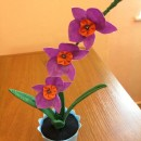 Орхидея. Работа Запаловой Т.И.