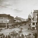 Перекресток улиц Александро-Невской (сегодня Стрелка) и Нижегородской