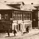 Кунавинская слобода. Конец XIX-го века. Фото М.П. Дмитриева