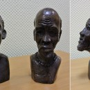 Сувенир из Намибии. Из частных коллекций Татьяны и Дмитрия Приваловых