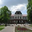 Гусь Хрустальный. Обитель местной администрации в здании старинного особняка