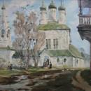 Сергей Квач. Вербное воскресенье в Павлове. 2014