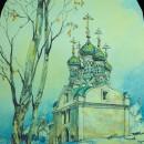 Сергей Квач. Успенская церковь