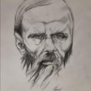 Полуяненкова Вера. «Портрет Достоевского». Ноябрь