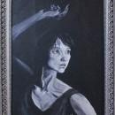 Анастасия Молчанова. Портрет Зыряновой П.П.. 2013