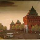 Щелоков В.Г. Площадь Минина. 2011 г.