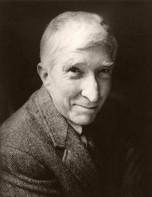 the character of john in john updikes ap Character analysis sammy, the 19-year-old narrator of a&p, is a cashier in an a&p grocery store in a small massachusetts town  a&p author john updike.